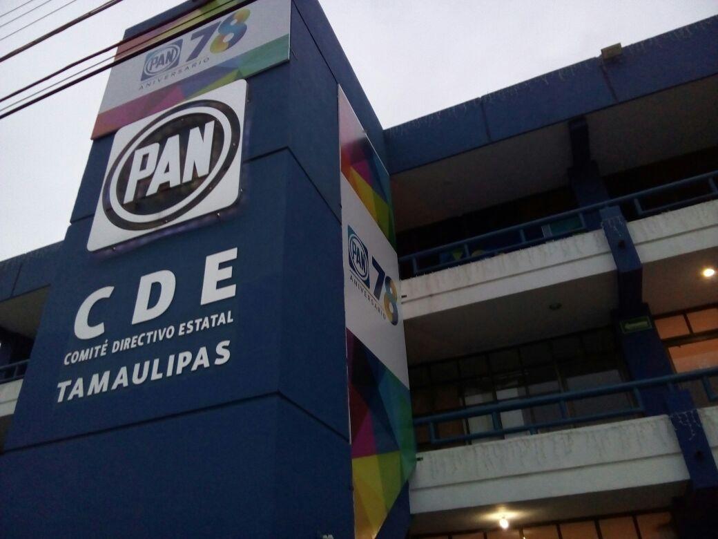 CDE PAN Tamaulipas